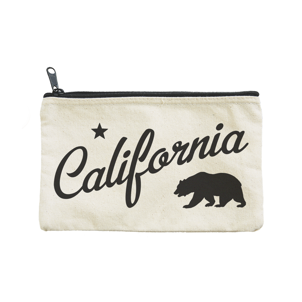 California Bear Pouch