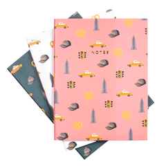 NYC Notebook Set