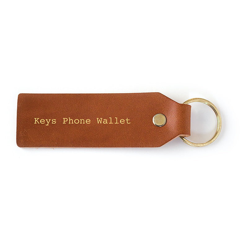 Keys Phone Wallet Key Tag