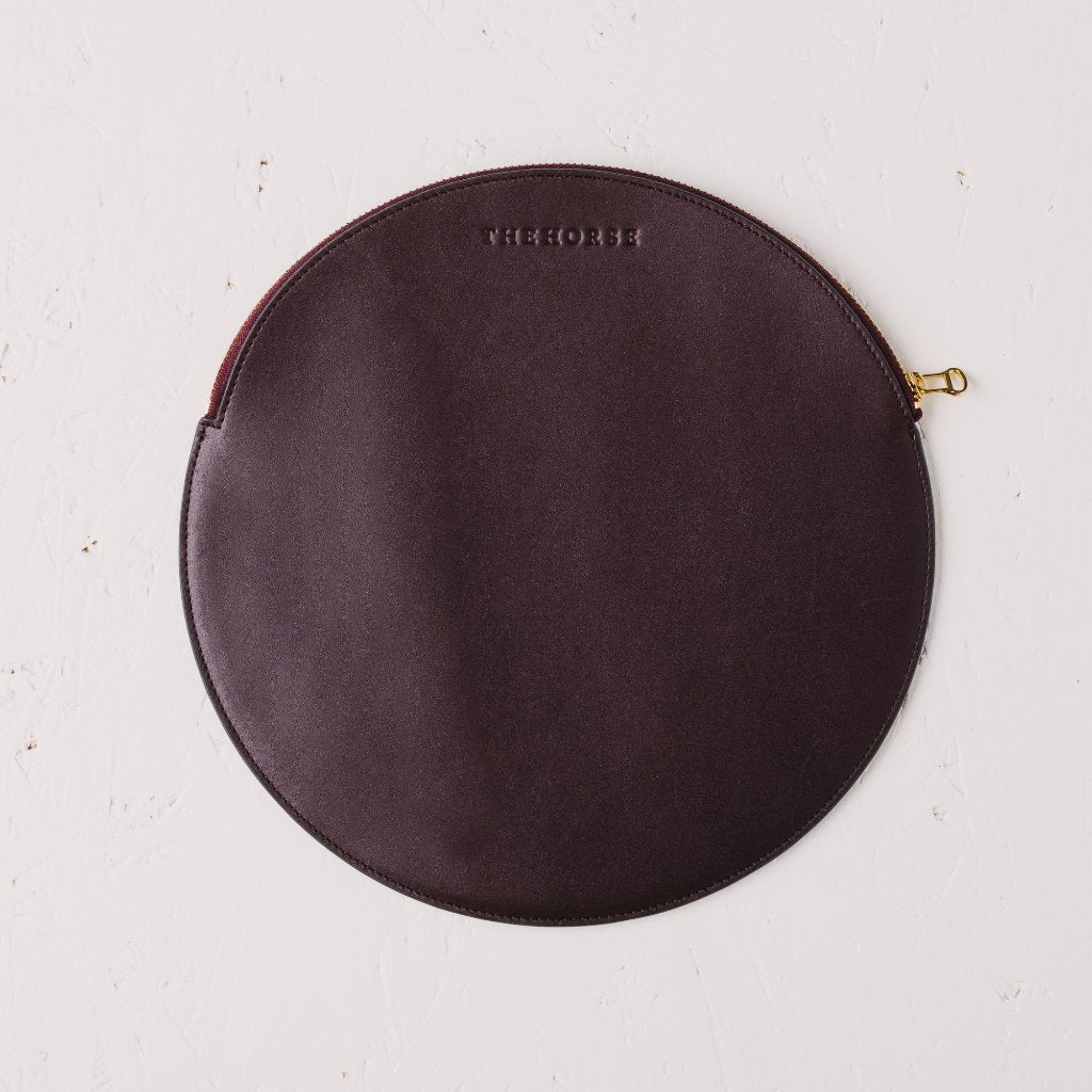 Plum Moon Clutch