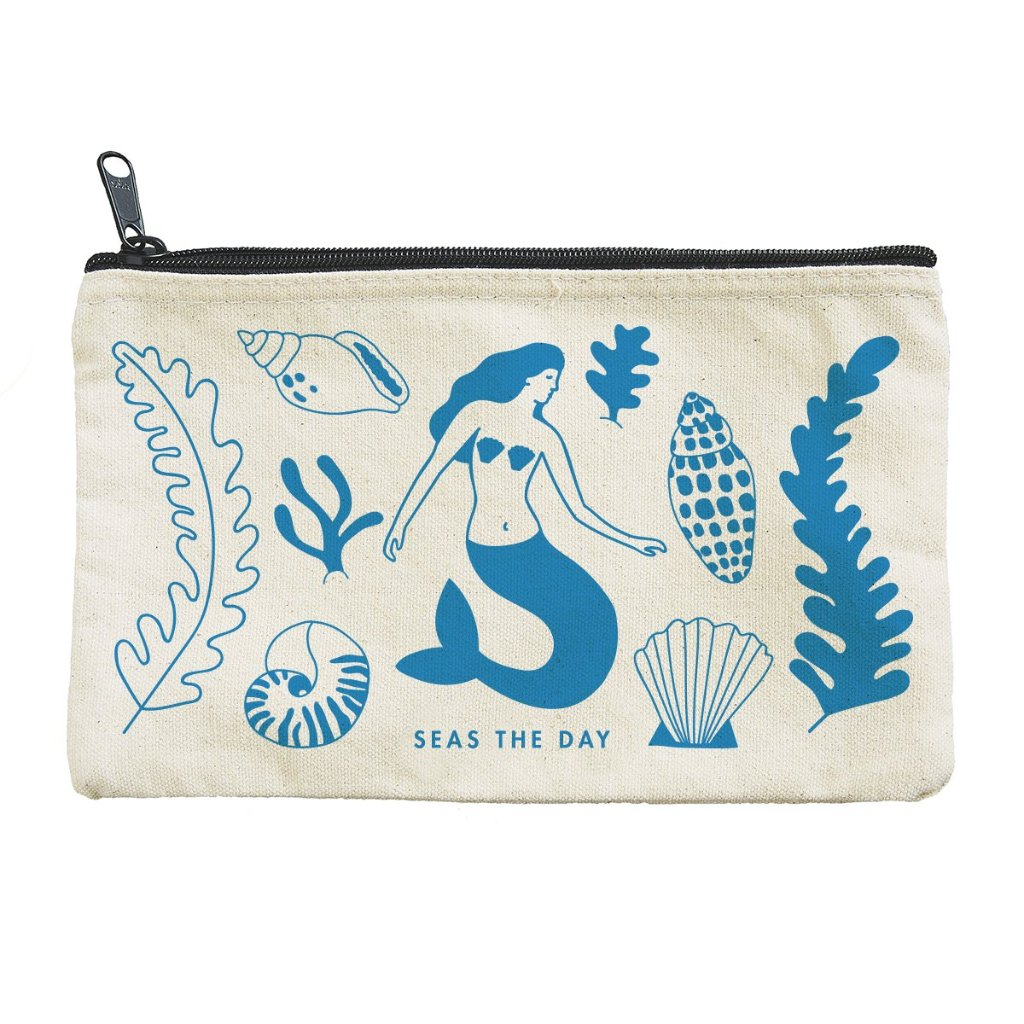 Mermaid Pouch