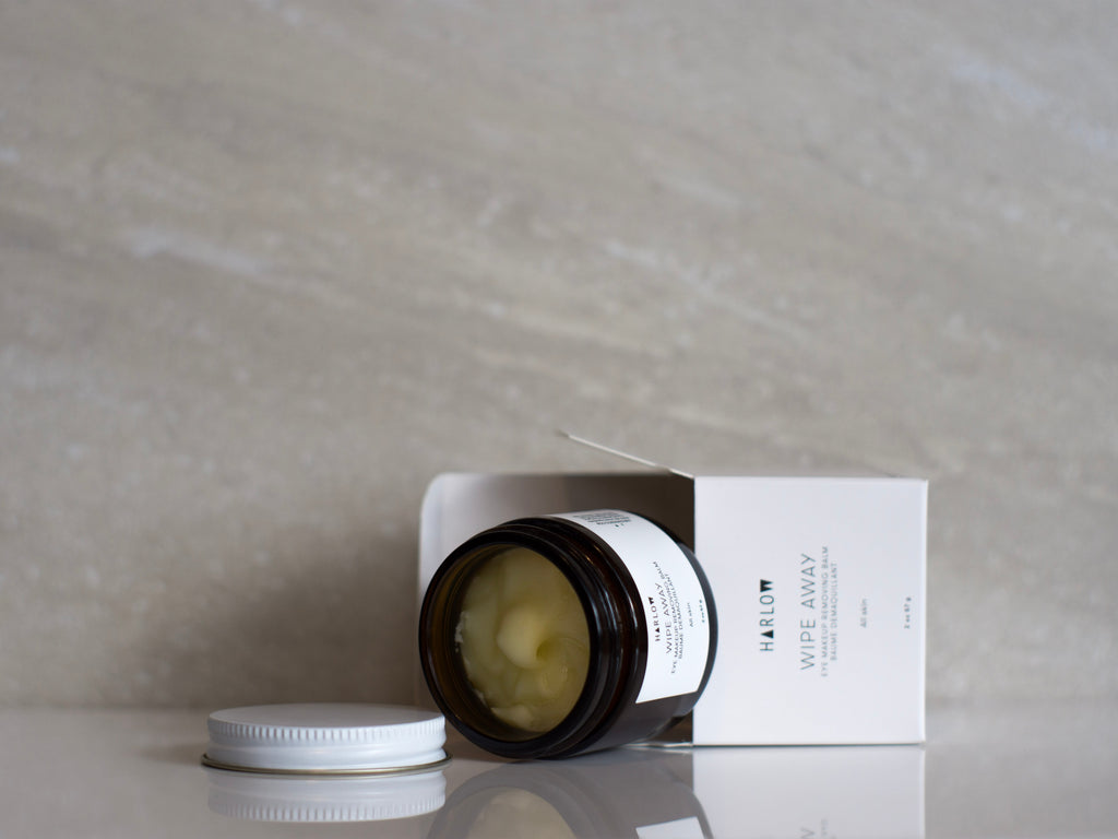 Wipe Away: Gentle Eye Makeup Removing Balm