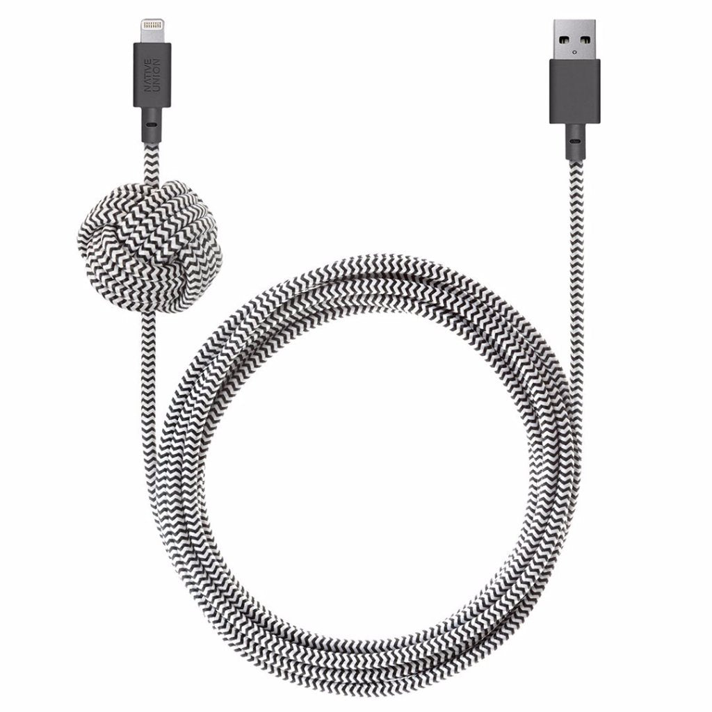 Zebra Night Cable