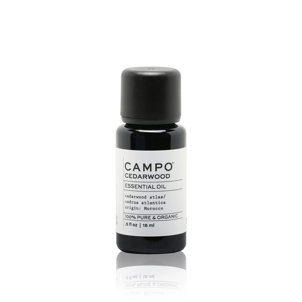 Campo 100% Cedarwood Essential Oil