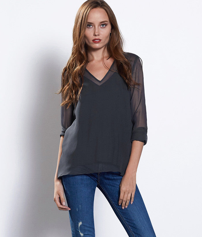 Silk Adele Top