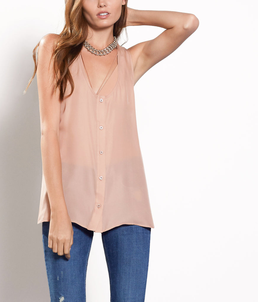 Bella Button Down