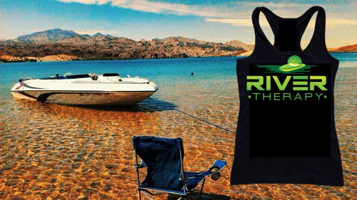 River Therapy Women's Razor Back Tank