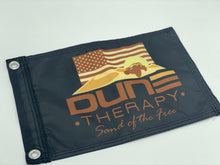 Black Whip Flags - American Sand Logo (2 size options)