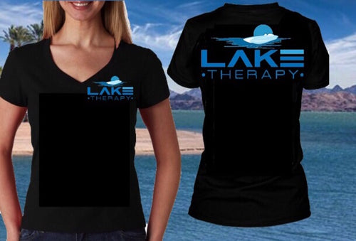 Lake Therapy Women's V-Neck