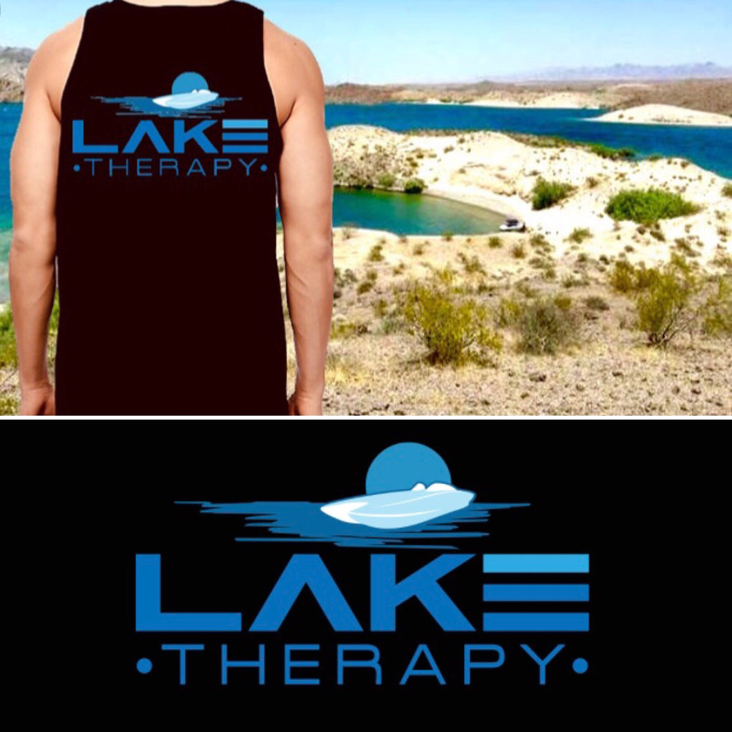 Lake Therapy Tank Top