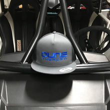 Dune Therapy Hat - Gray Flexfit - Curved Bill