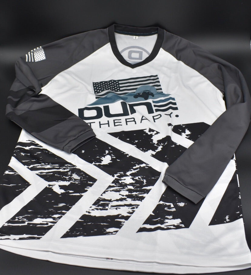Kids Dune Tracks MX Jersey - Youth