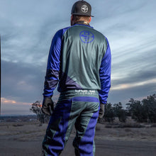 Back the Blue MX Jersey- Adult