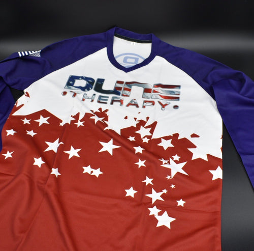 Kids Dune Patriot MX Jersey - Youth