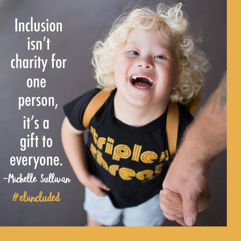 INCLUSION Down syndrome