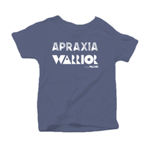 Apraxia Warrior Kids Tee