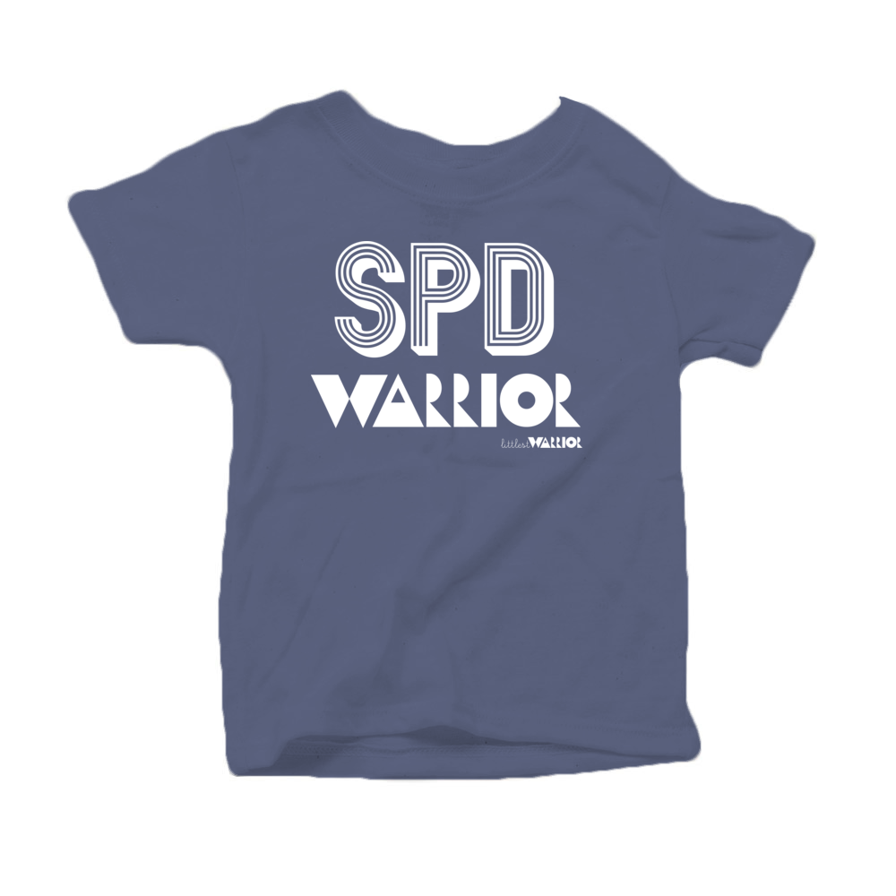 SPD Warrior Kids Tee