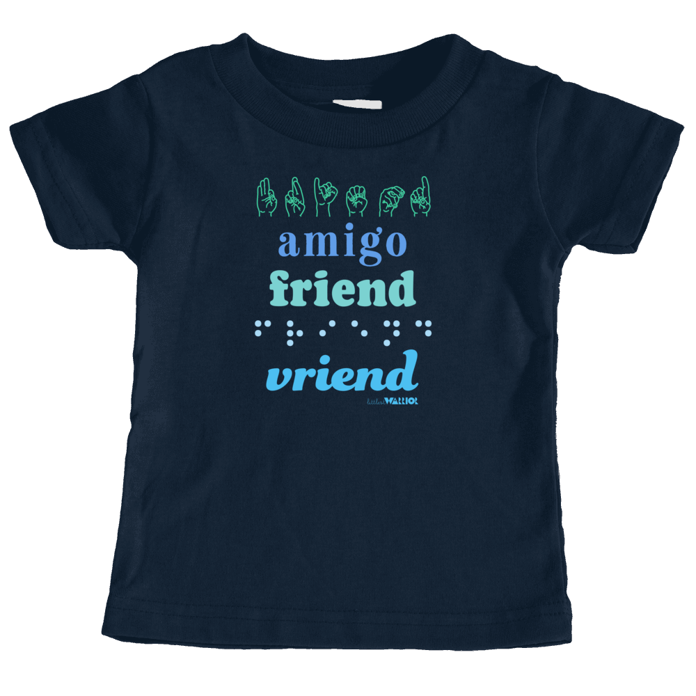 Friend Kids Tee