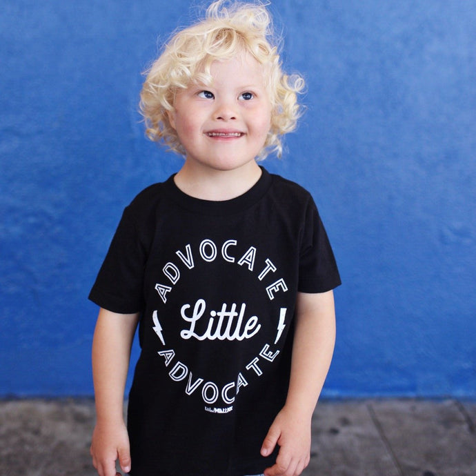 Advocate Little Kids Tee