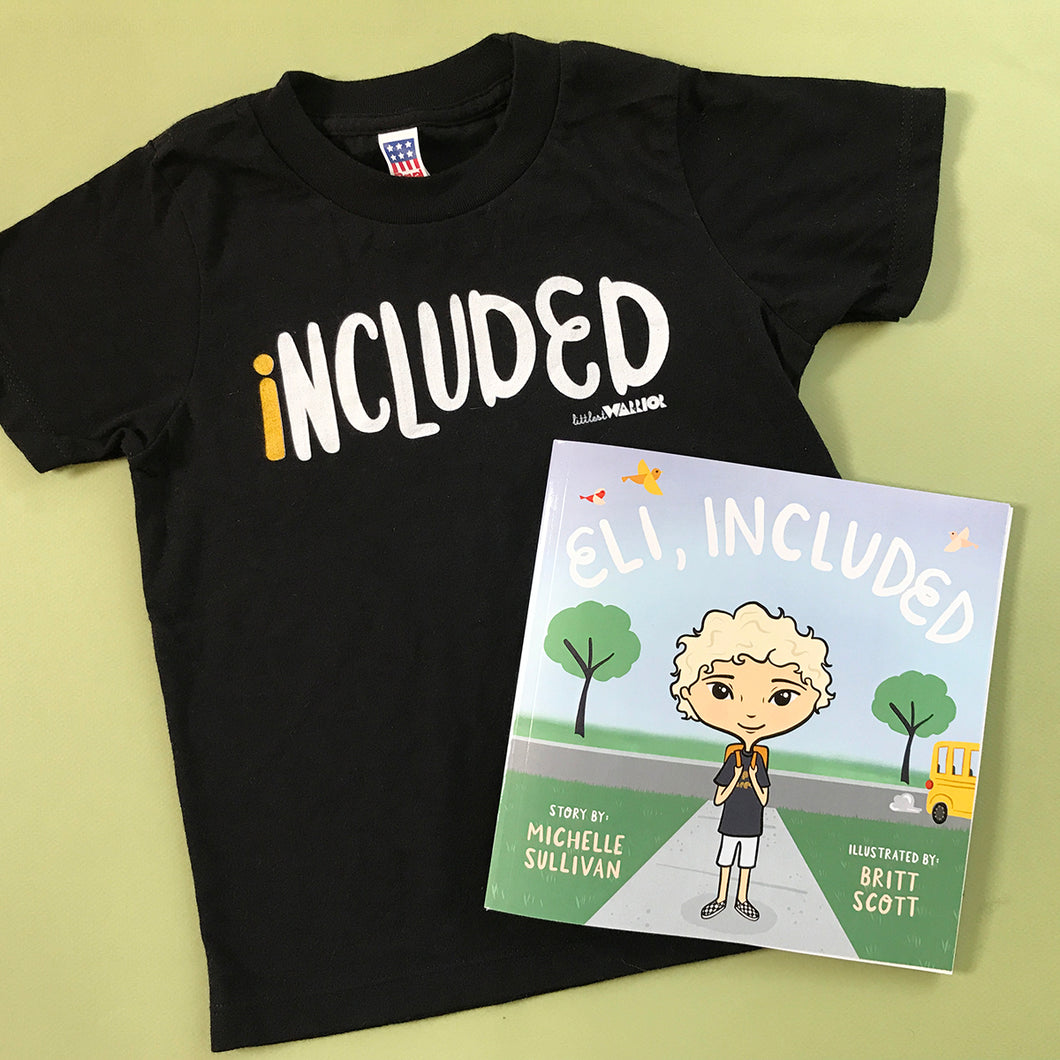 Included Kids Tee