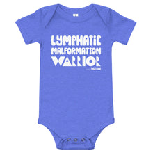 Lymphatic Malformation Warrior Babies Onesie