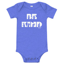 ASL Be Kind Babies Onesie