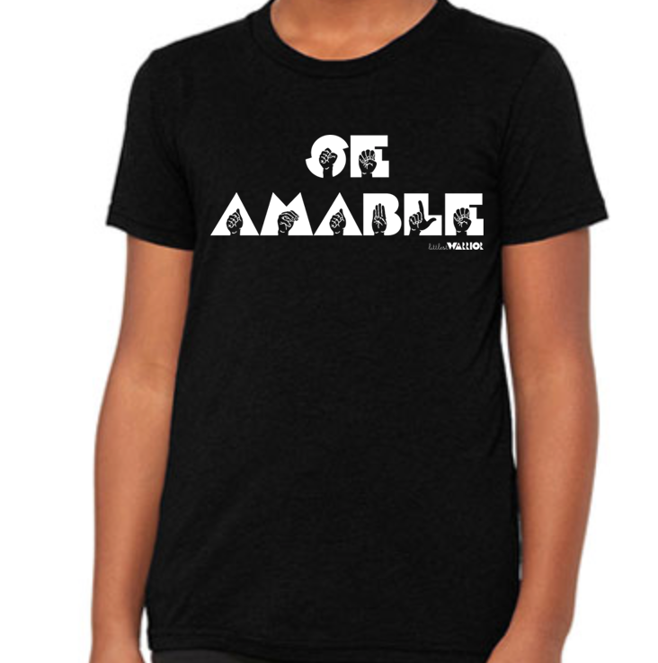 Se Amable Youth Tee