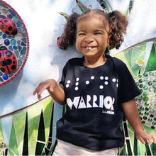 Blind Warrior Kids Tee