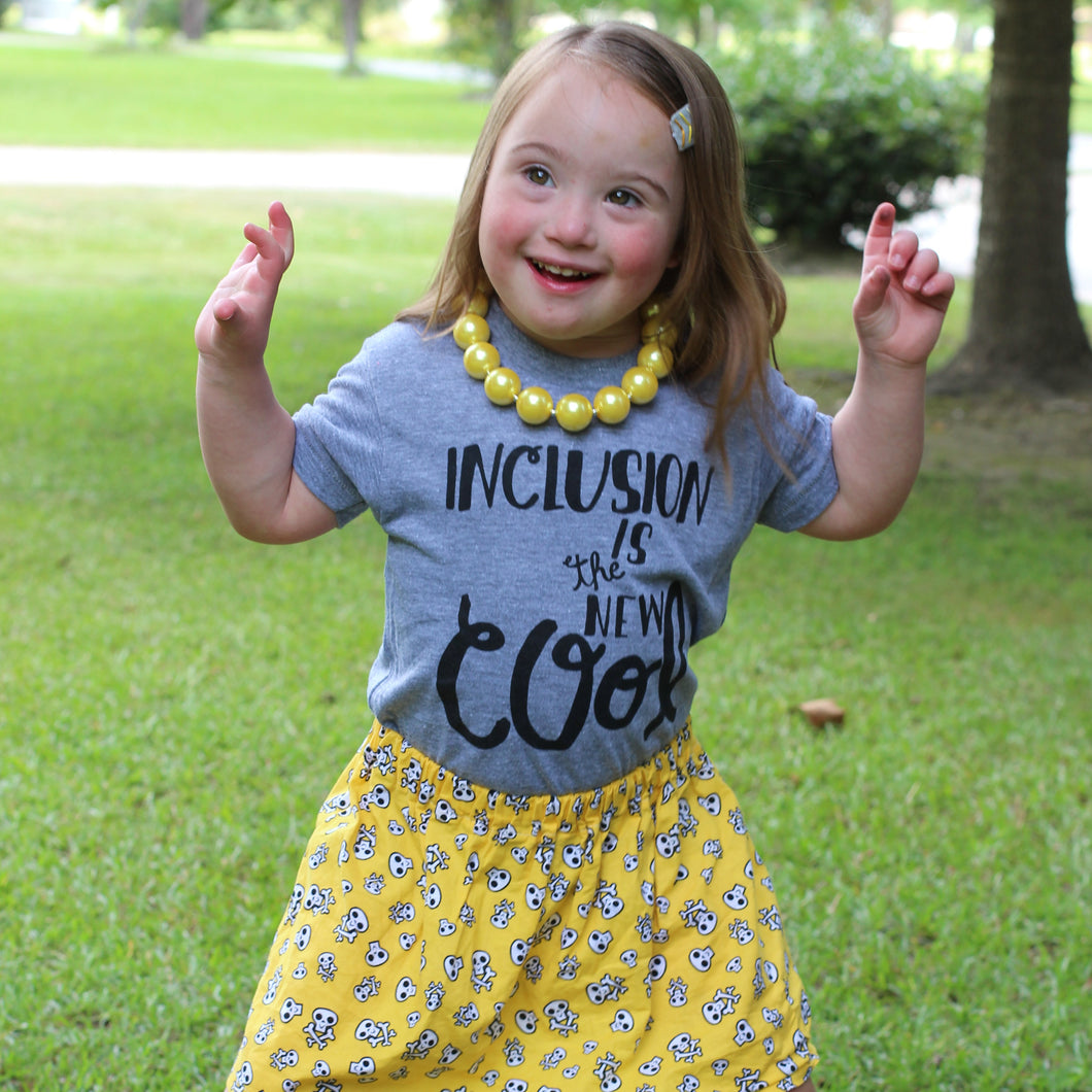 Inclusion Is The New Cool Kids Tee