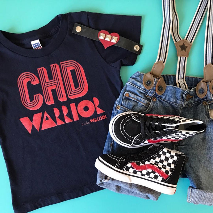 CHD Warrior Kids Tee