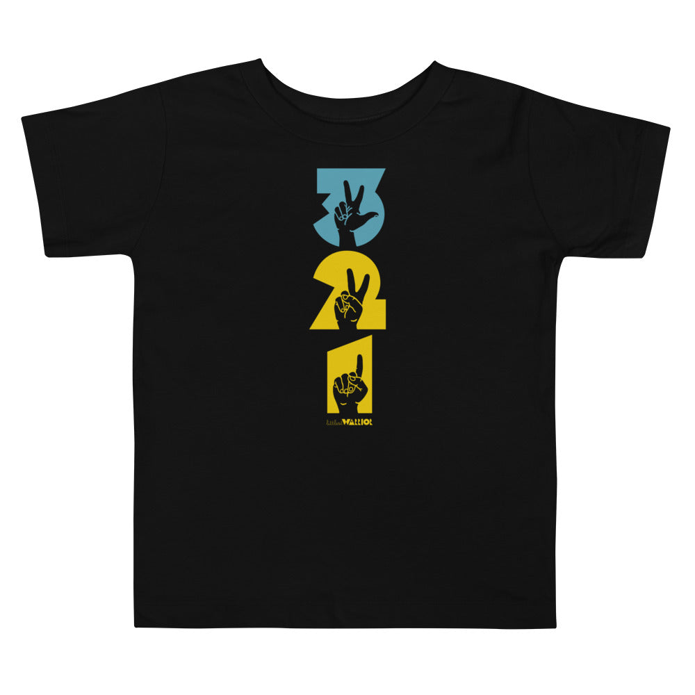 Three Two One Kids Tee