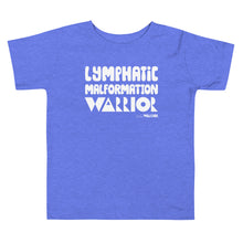 Lymphatic Malformation Warrior Kids Tee