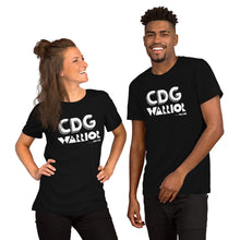 CDG Warrior Adult Unisex Tee