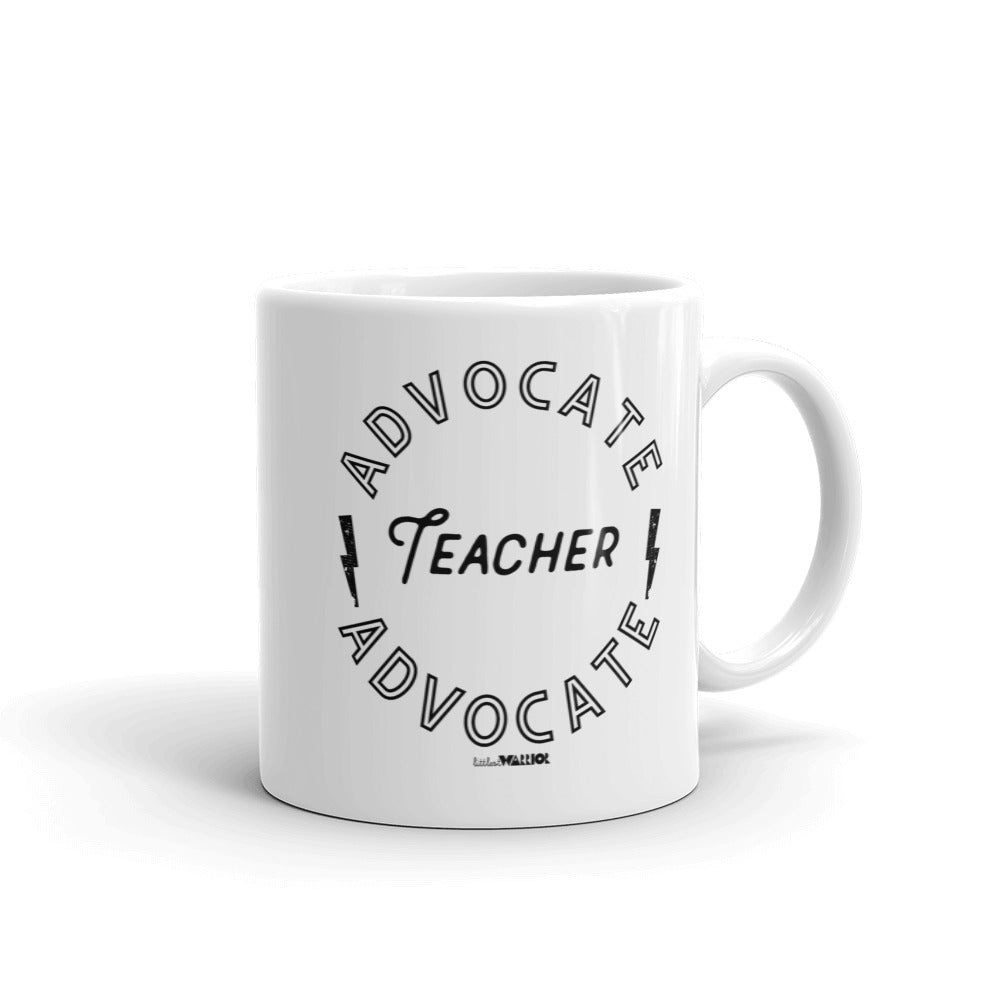 Advocate Teacher Mug