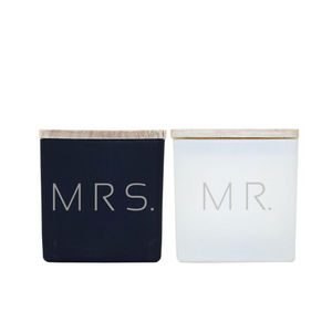 MR. & MRS. (GIFT SET)