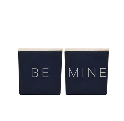 BE MINE CANDLES (GIFT SET)