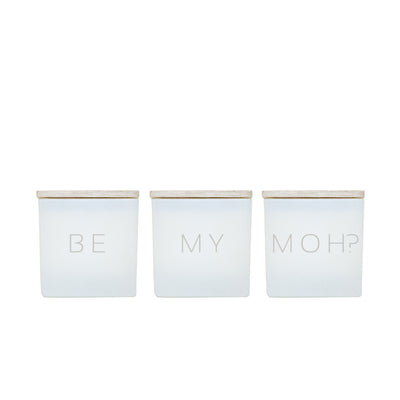 BE MY MAID OF HONOR? CANDLES (GIFT SET)