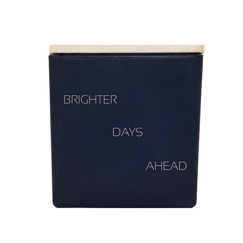 BRIGHTER DAYS AHEAD CANDLE