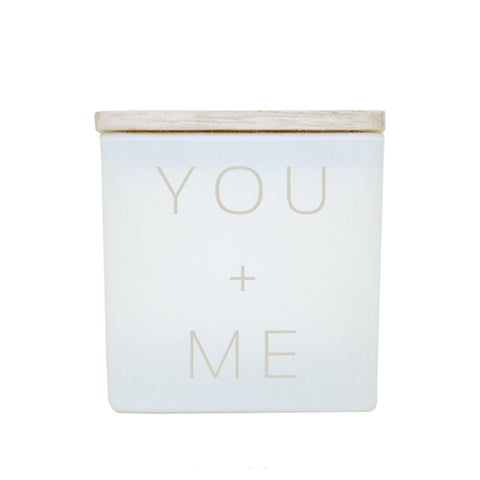 YOU + ME CANDLE