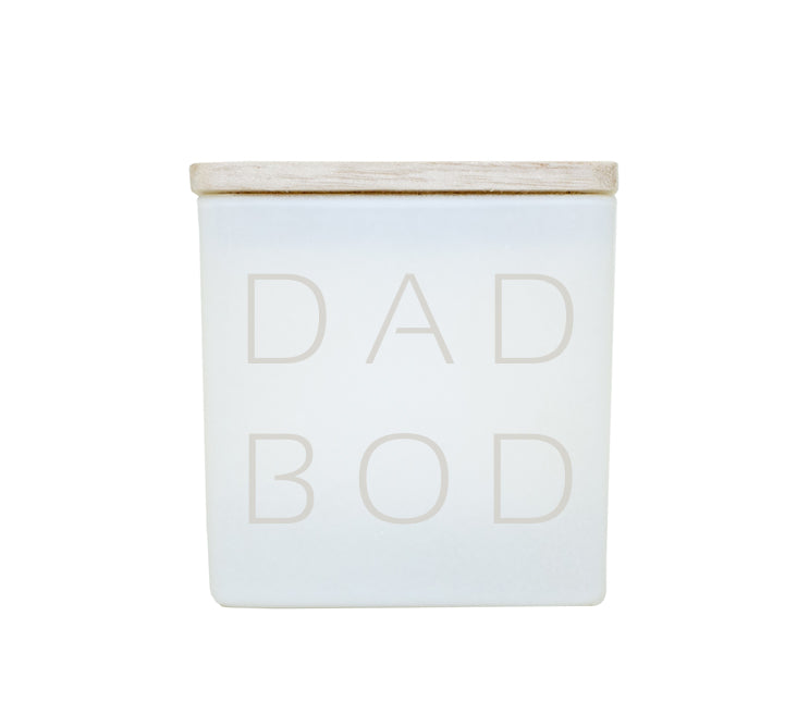 DAD BOD CANDLE