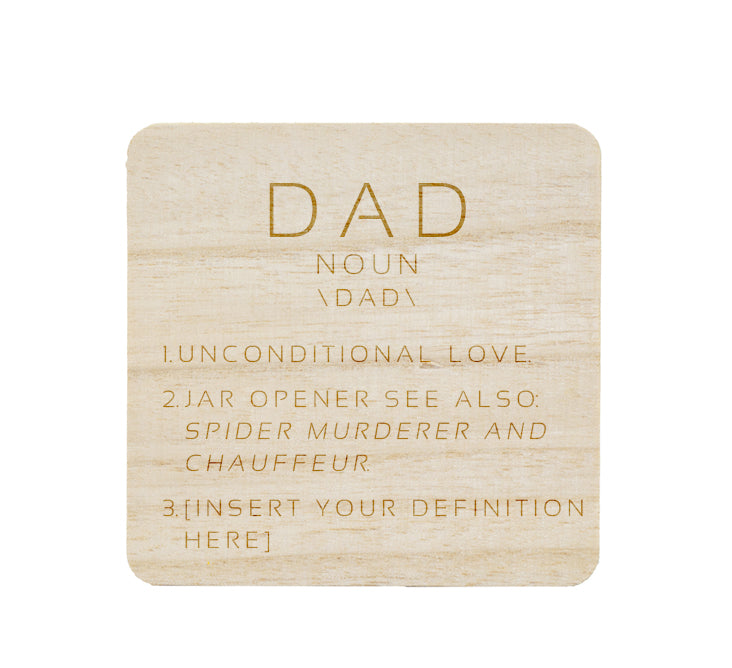 DAD DEFINITION CANDLE