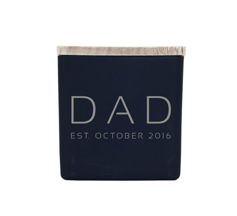 DAD CANDLE (YEAR ESTABLISHED)