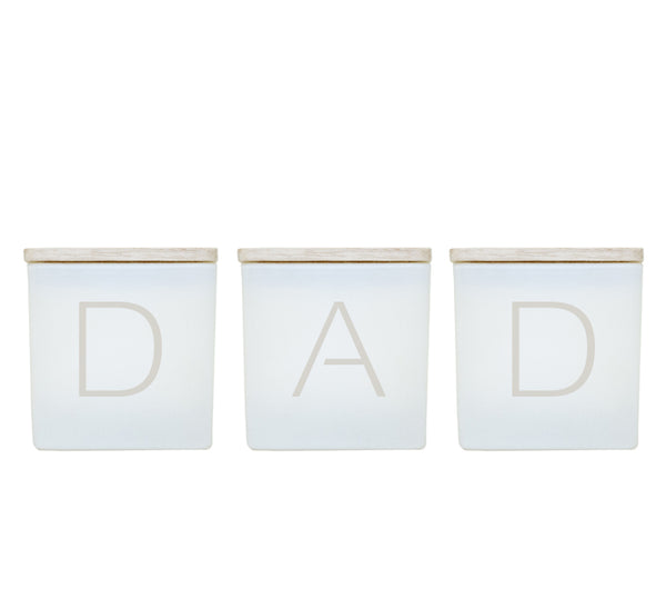 DAD CANDLES (GIFT SET)