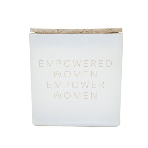 EMPOWERED WOMEN EMPOWER WOMEN CANDLE