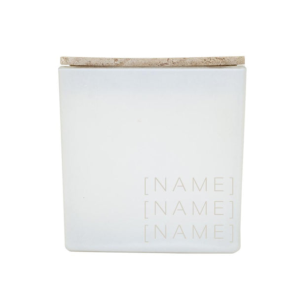 FAMILY NAMES CANDLE