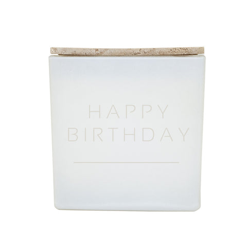 THE HAPPY BIRTHDAY CANDLE