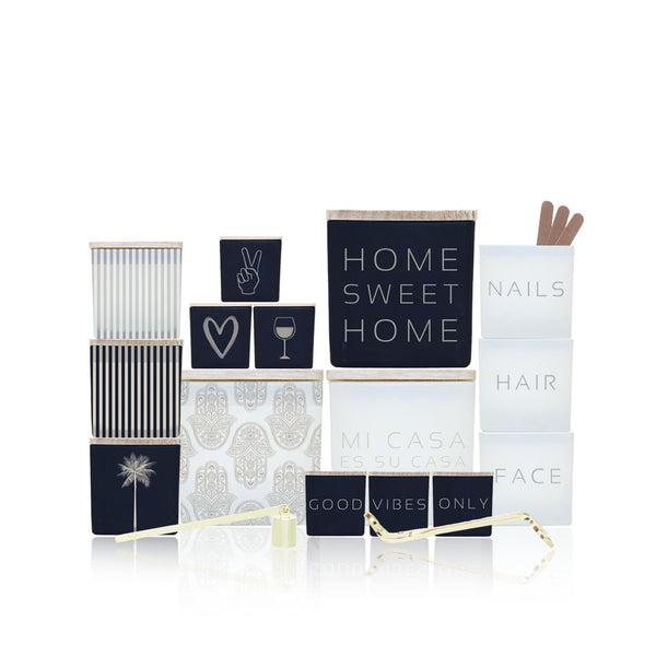 HOUSEWARMING INDULGE CANDLE SET