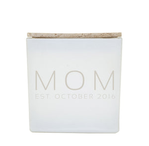 MOM CANDLE (YEAR ESTABLISHED)