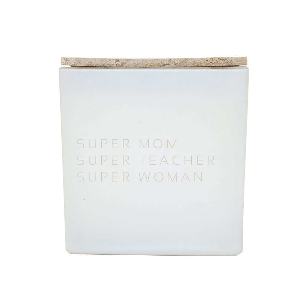 SUPER MOM - SUPER TEACHER - SUPER WOMAN