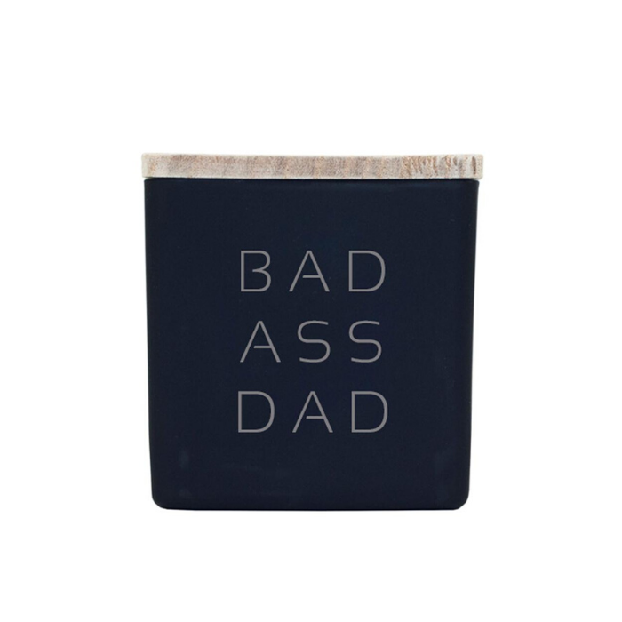 BAD ASS DAD CANDLE